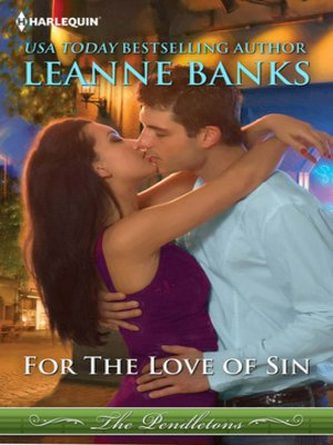 cover image of For the Love of Sin