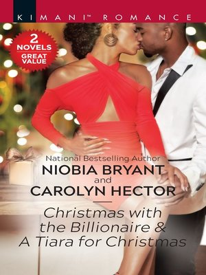 cover image of Christmas with the Billionaire ; A Tiara for Christmas