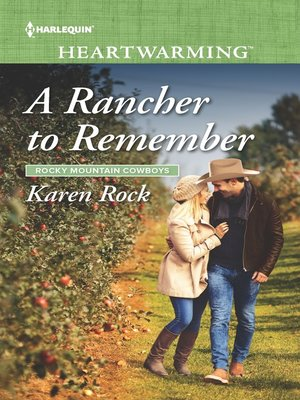 cover image of A Rancher to Remember--A Clean Romance