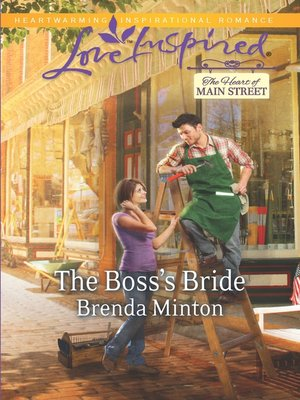 cover image of The Boss's Bride