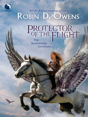 cover image of Protector of the Flight