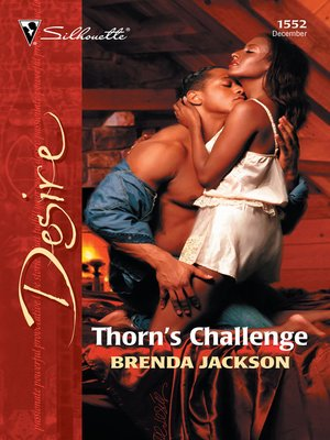 cover image of Thorn's Challenge