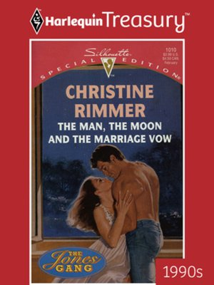cover image of The Man, The Moon And The Marriage Vow