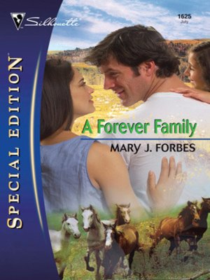 cover image of A Forever Family