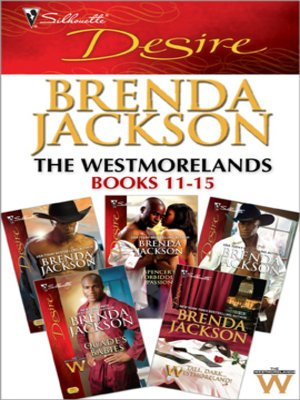 cover image of The Westmorelands Books 11-15