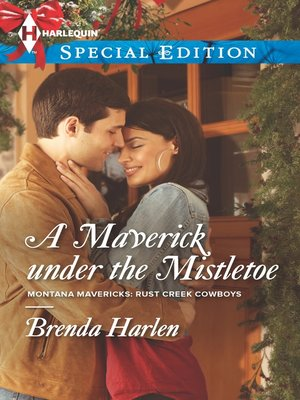 cover image of A Maverick under the Mistletoe