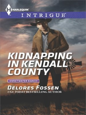 cover image of Kidnapping in Kendall County