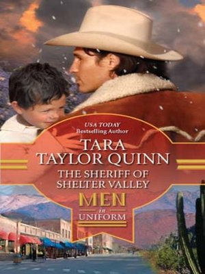 cover image of The Sheriff of Shelter Valley