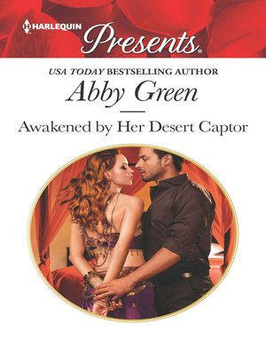 cover image of Awakened by Her Desert Captor