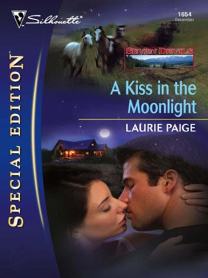 cover image of A Kiss in the Moonlight
