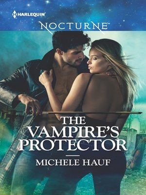 cover image of The Vampire's Protector