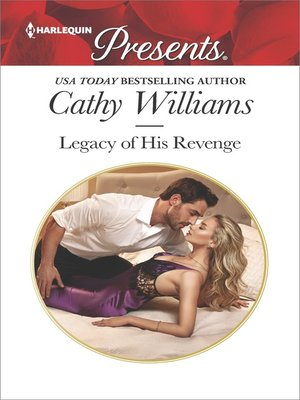 cover image of Legacy of His Revenge