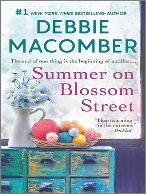 cover image of Summer on Blossom Street