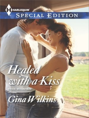 cover image of Healed with a Kiss