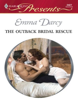 cover image of The Outback Bridal Rescue
