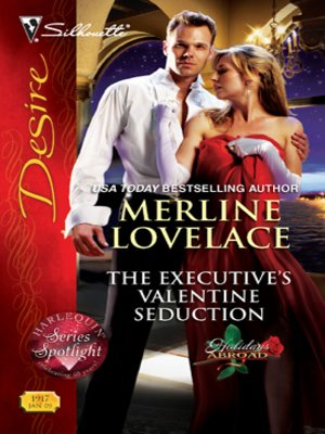 cover image of The Executive's Valentine Seduction
