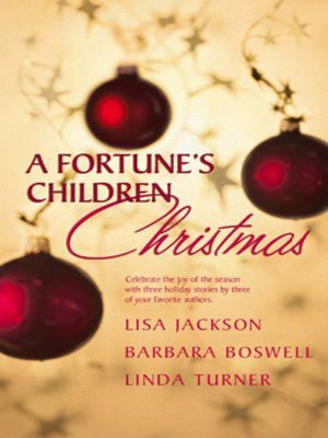 cover image of A Fortune's Children Christmas