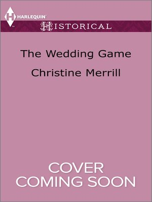 cover image of The Wedding Game