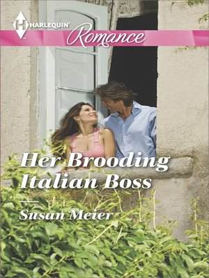 cover image of Her Brooding Italian Boss