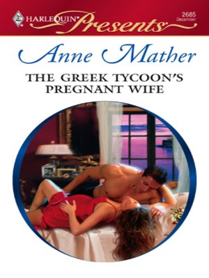 cover image of Greek Tycoon's Pregnant Wife