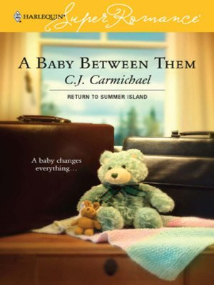 cover image of Baby Between Them