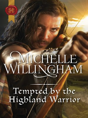 cover image of Tempted by the Highland Warrior