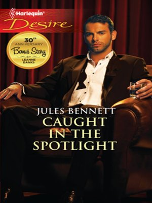 cover image of Caught in the Spotlight