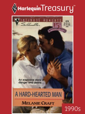 cover image of A Hard-Hearted Man