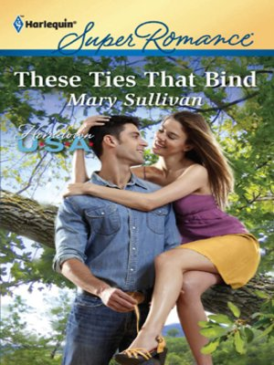 cover image of These Ties That Bind