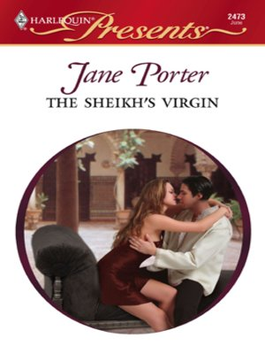 cover image of The Sheikh's Virgin