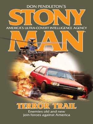 cover image of Terror Trail