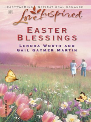 cover image of Easter Blessings