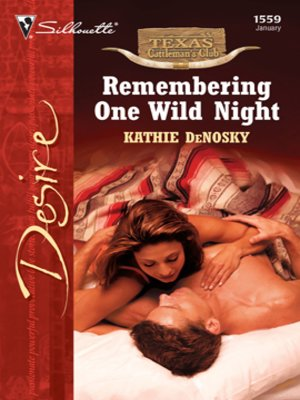 cover image of Remembering One Wild Night
