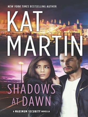 cover image of Shadows at Dawn