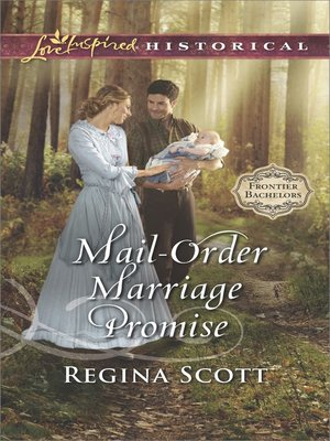 cover image of Mail-Order Marriage Promise