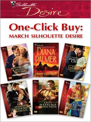 cover image of One-Click Buy: March Silhouette Desire