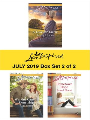 cover image of Harlequin Love Inspired July 2019, Box Set 2 of 2