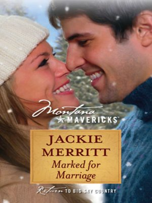 cover image of Marked for Marriage