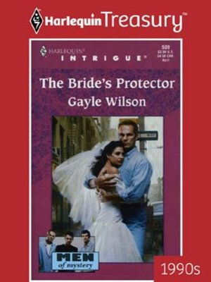 cover image of The Bride's Protector
