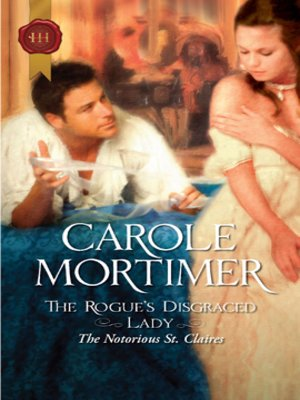cover image of The Rogue's Disgraced Lady