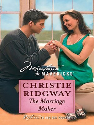 cover image of The Marriage Maker