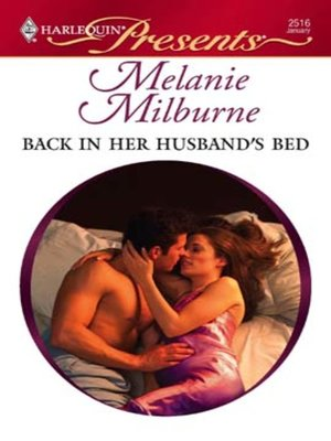 cover image of Back in her Husband's Bed