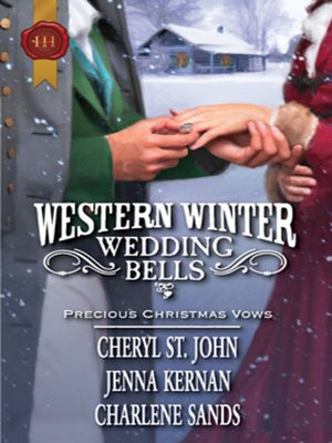 cover image of Western Winter Wedding Bells