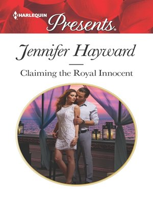 cover image of Claiming the Royal Innocent