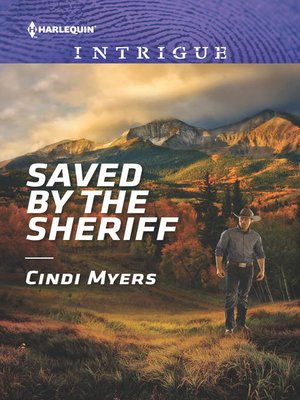 cover image of Saved by the Sheriff