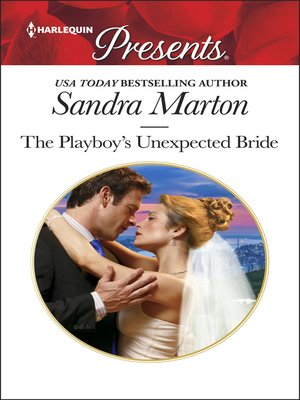 cover image of The Playboy's Unexpected Bride