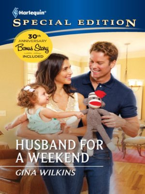 cover image of Husband for a Weekend