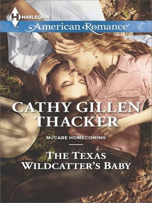 cover image of The Texas Wildcatter's Baby