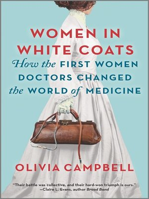 cover image of Women in White Coats