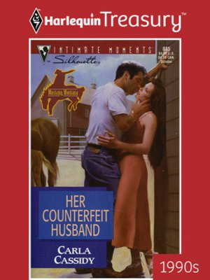 cover image of Her Counterfeit Husband